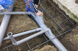 Монтаж канализации в частном доме под ключ Железнодорожный