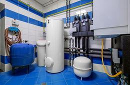 Монтаж водоснабжения в коттедже Железнодорожный