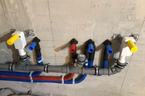 Монтаж канализации в квартире в Железнодорожном