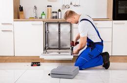 Установка бытовой техники на кухне Железнодорожный