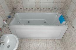 Монтаж гидромассажной ванны Железнодорожный