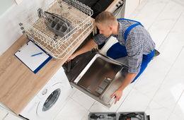 Установка встраиваемой посудомоечной машины Железнодорожный