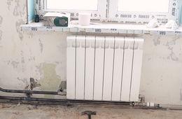 Замена батарей отопления в квартире Железнодорожный